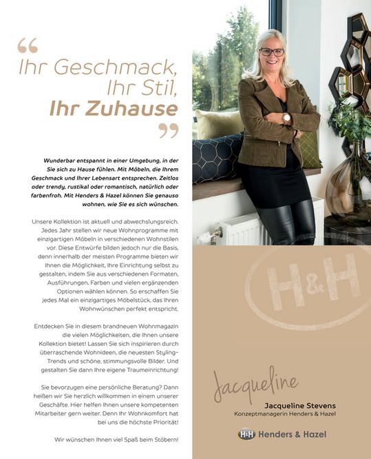 Henders Hazel Wohn Und Inspirationsbuch